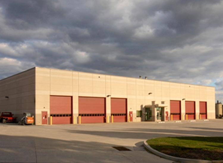 Denver Maintenance Facility - Altus Precast