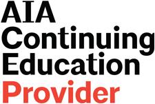 AIA Continuing Education Provider logo