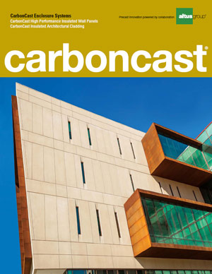 cover of carboncast enclosures brochure