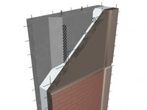 CarbonCast High Performance Insulated Wall Panel