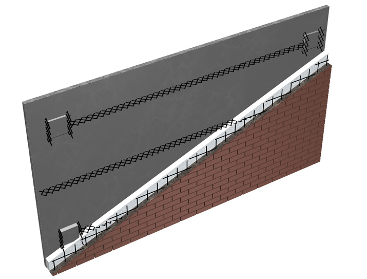 CarbonCast Insulated Architectural Cladding product drawing