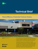 CarbonCast Thermal Efficiency Tech Brief cover