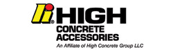 High Concrete Accessories logo