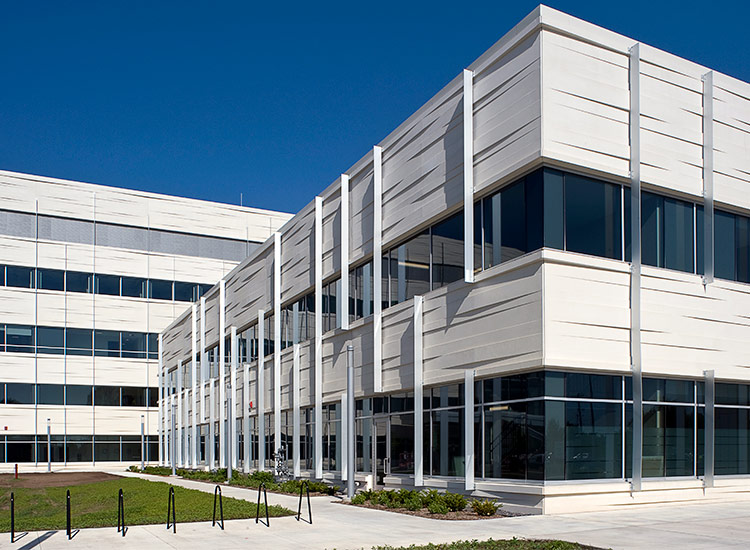 Marshfield Hospital exterior