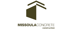 Logo for Missoula Concrete Construction