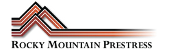 Rocky Mountain Prestress logo
