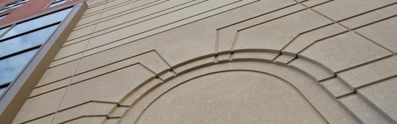 Symphony House Architectural Cladding product detail