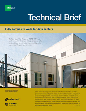 cover image for Technical Brief Data Centers